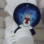 Snowglobe Ornament