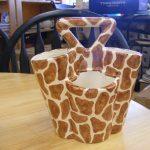 Giraffe Pencil Cup