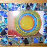 Fused Glass Frame