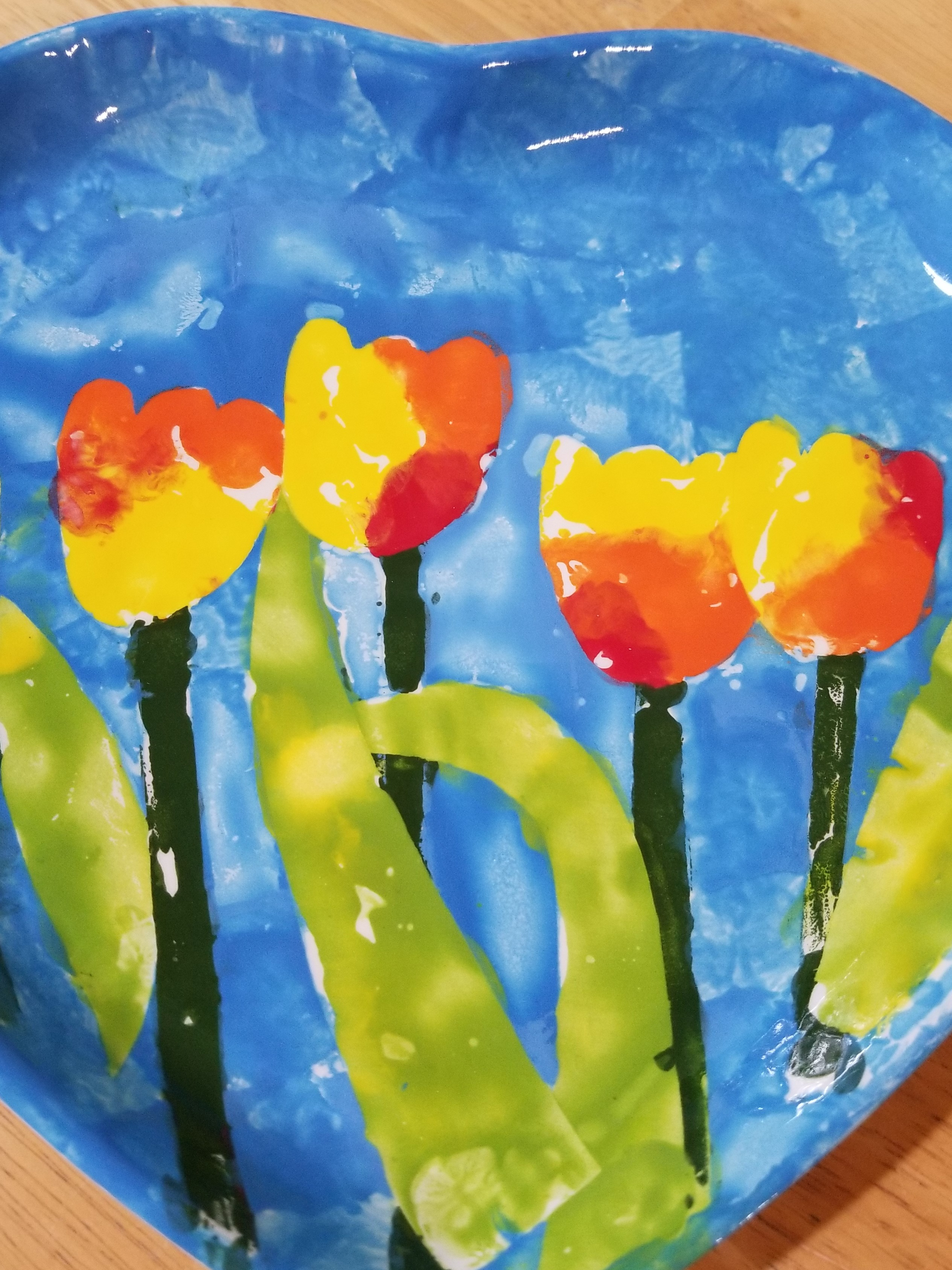Paper Tulips (2)