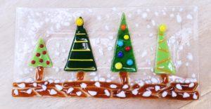 Glass Tree Platter (2)
