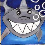 Shark Canvas