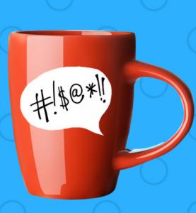 Cuss mug
