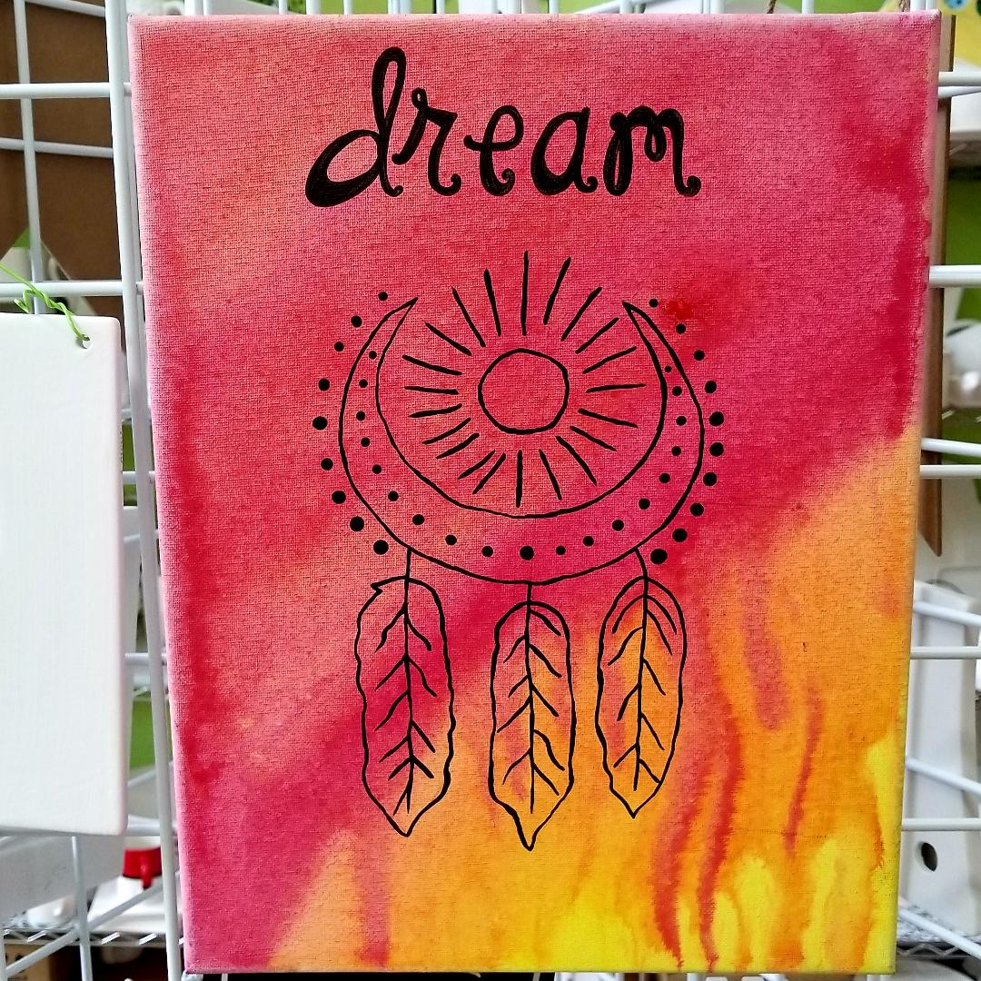 suncatcher canvas